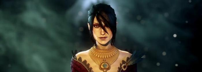 Возможность выбирать расу главного героя в Dragon Age, отсутвовавшая во вто